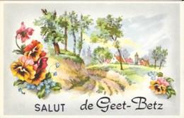 GEET-BETZ  - SALUT DE - Belgique