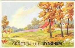 SYNGHEM - GROETEN UIT - Belgique