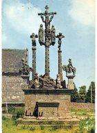 DEPT 29 : édit. Jos Le Doaré N° MX 2823 : Cleden Poher Le Calvaire De 1575 - Cléden-Cap-Sizun