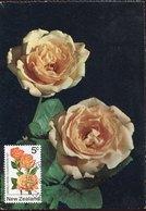51528  New Zealand  Maximum  1971 , Rose  Rose Convention 1971 - Roses