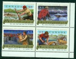 """-Canada-1993- """"Folk Songs"""" MNH (**) - 1952-.... Reign Of Elizabeth II"""
