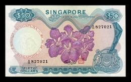 Singapur Singapore 50 Dollars 1973 Pick 5d SC- AUNC - Singapore