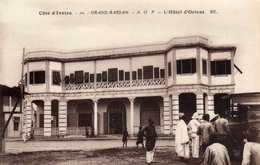 CÔTE-D'IVOIRE ( A.O.F )  GRAND-BASSAM  L'Hôtel D'Orient - Côte-d'Ivoire