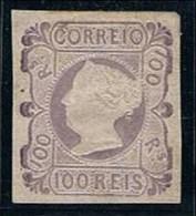 Portugal, 1863, # 4, REIMPRESSÃO, MNG - 1853 : D.Maria