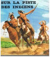 Album Des Chocolats COOP Sur La Piste Des Indiens 70 Vignettes Sur 90 Des Années 1970 - Other