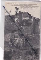 Verdun (55) Rue Mazel -L'emplacement Du Monument Aux Morts Avant Le Commencement Des Travaux D'édification - Verdun