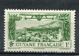 GUYANE  FRANCAISE  N°  12 **  PA  (Y&T)  (Neuf) - Neufs
