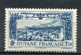 GUYANE  FRANCAISE  N°  13 **  PA  (Y&T)  (Neuf) - Neufs