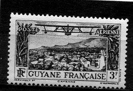 GUYANE  FRANCAISE  N°  15 **  PA  (Y&T)  (Neuf) - Neufs