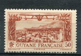 GUYANE  FRANCAISE  N°  11   PA  (Y&T)  (Neuf Sans Gomme) - Neufs