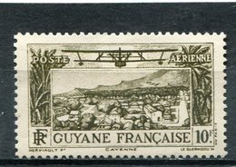 GUYANE  FRANCAISE  N°  17 **  PA  (Y&T)  (Neuf) - Neufs