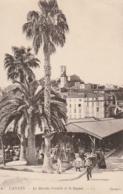 ***  06  ***  CANNES  Le Marché Forville - TTB Timbrée - Cannes