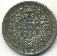 1944 Georgio VI - 1 Rupee - India