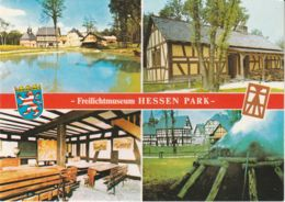 Postcard - Freilichtmuseum Hessen Park Four Views - Card No.5003 Unused Very Good - Postcards