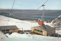 Postcard - The Cairngorm Chair-Lift, Near Aviemore - Inverness-shire - Card No. 4065 Unused Very Good - Postcards