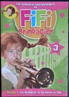 FIFI Brindacier - Épisode 3 - FIFI Brindacier Et Les Dames Du Club . - Séries Et Programmes TV