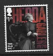 GB 2018 THE OLD VIC HEDDA GABLER 1970 - 1952-.... (Elizabeth II)
