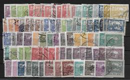 Czechoslovakia 1918 Hradcany Hradschin Lot - Czechoslovakia