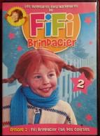 FIFI Brindacier - Épisode 2 - FIFI Brindacier Fait Des Courses . - Séries Et Programmes TV
