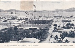 PANORAMA DE NOUMEA / CAPORN N 3 - Nueva Caledonia