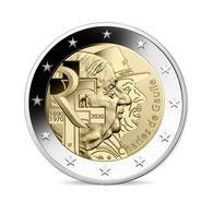 2 EUROS - GENERAL DE GAULLE 2020 - VENDU DANS SACHET PLASTIQUE - France