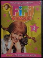 FIFI Brindacier - Épisode 1 - FIFI Brindacier Est Arrivée . - Séries Et Programmes TV