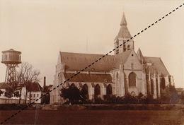 1894 Photo De Vilvorde Eglise Chateau D'eau - Old (before 1900)