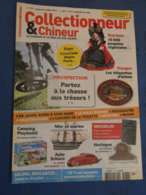 COLLECTIONNEUR & CHINEUR. N°177 4/7/2014. PLAYMOBIL. POUPEE REGIONALE. ETIQUETTE HOTEL. - Journaux - Quotidiens