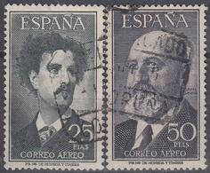 ESPAÑA 1955-1956 Nº 1164/65 USADO - 1931-Aujourd'hui: II. République - ....Juan Carlos I