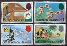 British Solomon Islands Used Set - Disease