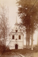 1894 Photo De Neder-over-Heembeek Chapelle Saint Landry - Ancianas (antes De 1900)