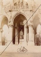 1894 Photo De Laeken Mausolée Roi Leopold I - Anciennes (Av. 1900)
