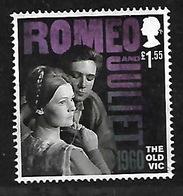 GB 2018 THE OLD VIC ROMEO & JULIETTE - 1952-.... (Elizabeth II)