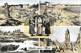 44 BATZ SUR MER MULTIVUES - Batz-sur-Mer (Bourg De B.)