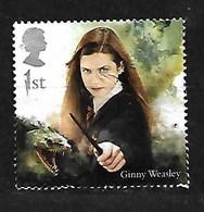 GB 2018 HARRY POTTER GINNY WEASLEY - 1952-.... (Elizabeth II)