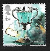 GB 2018 HARRY POTTER TRIWIZARD CUP - 1952-.... (Elizabeth II)