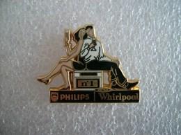 Pin's Philips - Whirpool - Pins