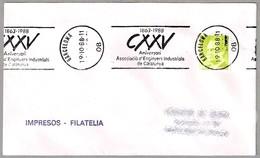 125 Años ASOCIACION DE INGENIEROS INDUSTRIALES DE CATALUÑA. Barcelona 1988 - Profesiones