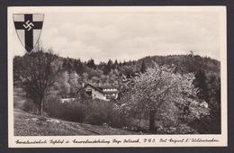 AK / Grenzlandschule Roßhof Der Gauverbandsleitung Bayrisch Ostmark / Gelaufen 1940 ...  ( E 519 ) - Weltkrieg 1939-45