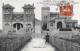 64)  BIARRITZ  - Villas Les Vagues Et La Frégate - La Villa Les Vagues Est La Résidence Du Grand Duc Alexandre ... - Biarritz