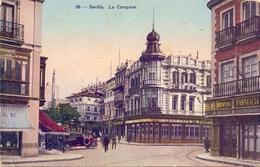 CARTOLINA POSTALE ESPANA 1938 UFFICIO POSTALE SPECIALE SIILLA   (FEB201142) - 1931-50 Storia Postale