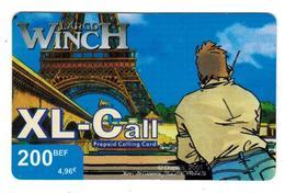 Telecarte Prepaid Calling Card Largo WincH In Paris By XL-Call - Livres & CDs