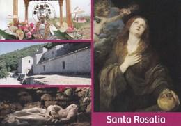 Eventi - Manifestazioni - S. Stefano Quisquina (AG) 2010 - Festeggiamenti In Onore Di S. Rosalia - - Manifestazioni