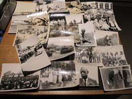 CONGO BELGE - ANNEES /4050/60 - LOT D'ENVIRON 110 PHOTOS N/B VOIR SCANS - Afrique
