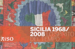 Eventi - Manifestazioni - Palermo 2009 - Mostra Sicilia 1968/2006 Lo Spirito Del Tempo - - Manifestazioni