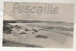 29 FINISTERE - CP RAGUENES - LA GRANDE PLAGE - COLLECTION LENAOUR RAGUENES N° 4 - CIRCULEE EN 1953 - Francia