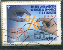 France 2017 - YT 5132 (o) Sur Fragment - Usati