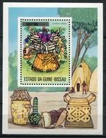 Guinea-Bissau Mi# Block 11 A  Postfrisch MNH - UPU 1974 - Guinea-Bissau