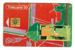 Carte Téléphonique France Telecom 6 - Amsterdam - Pays-Bas