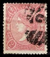 Espagne YT N° 72 Oblitéré. B/TB. A Saisir! - 1850-68 Royaume: Isabelle II
